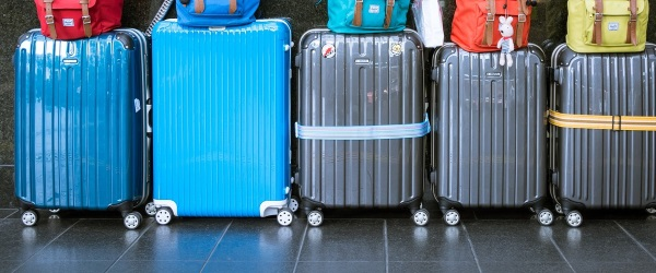 Spedire una valigia